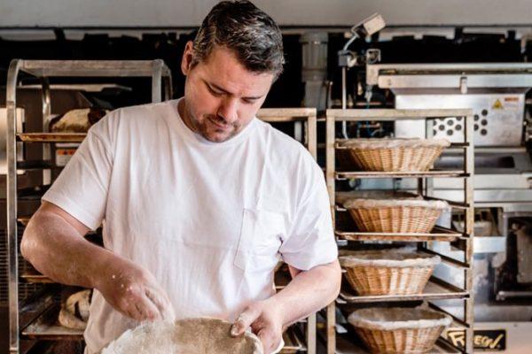 Gregoire Michaud Bakehouse Hong Kong Chefs