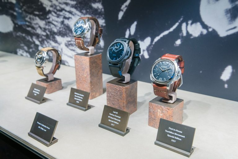 Panerai 70 Years of Luminor - Vintage Exhibition-hashtag legend3