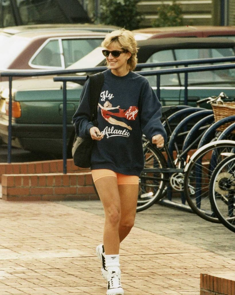 Fashion Royalty 10 Of Princess Diana S Best Street Style Moments Hashtag Legend