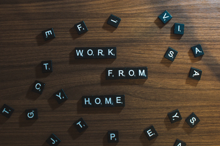 work from home scrabble