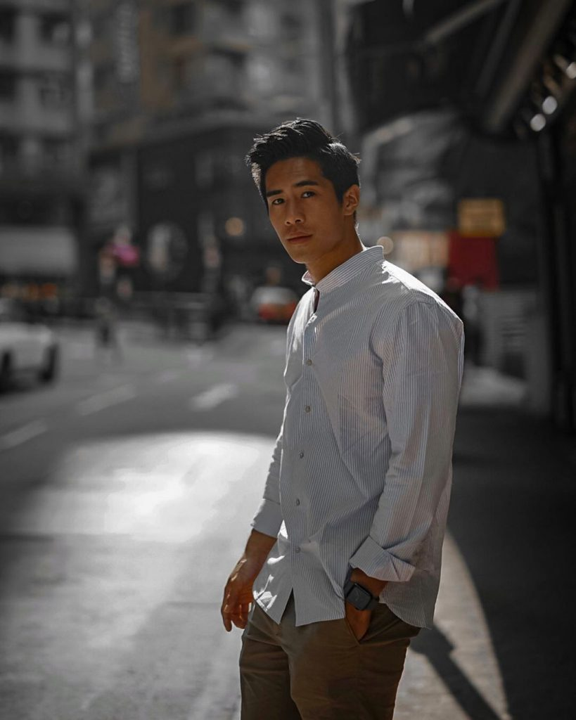 He is a model, actor, influencer and personal trainer, James Wong has over 70k followers on Instagram. Here he shares with us some of his top fitness tips.