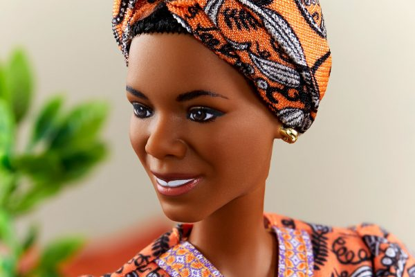 Maya Angelou Barbie 4