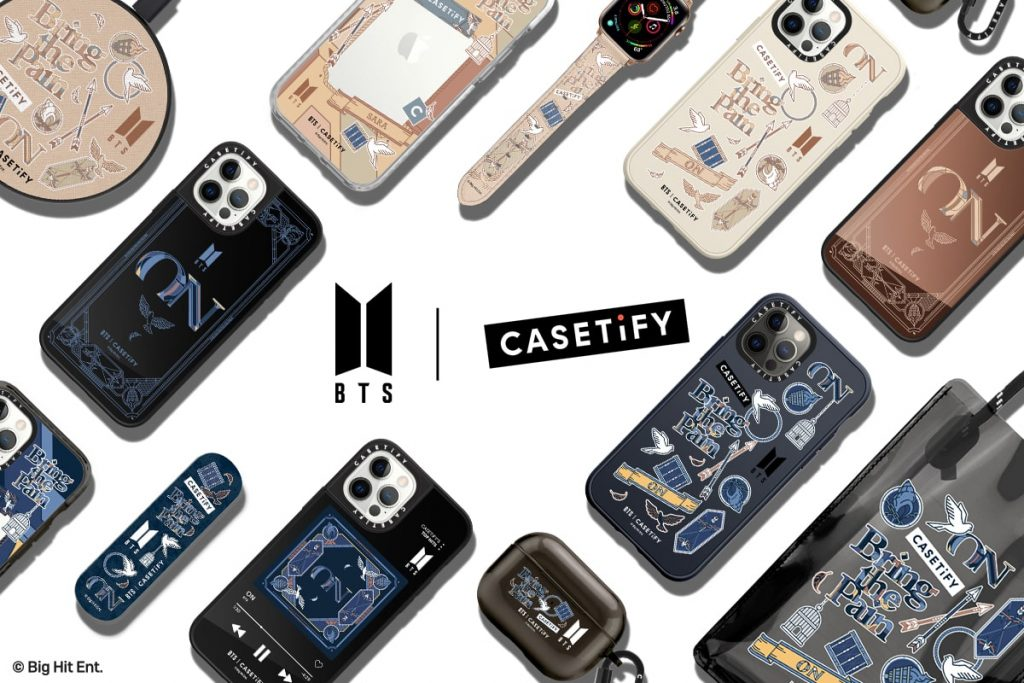 Casetify x BTS 7