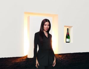 Moët & Chandon X AMBUSH_Yoon with Moët Impérial featured visual_©Hiroshi Manaka-min
