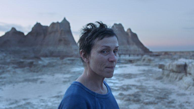 Nomadland Frances McDormand 1