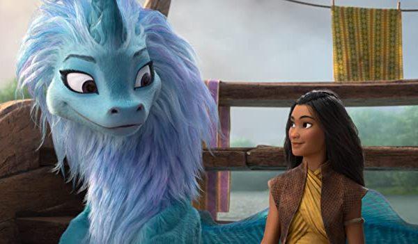 raya and last dragon