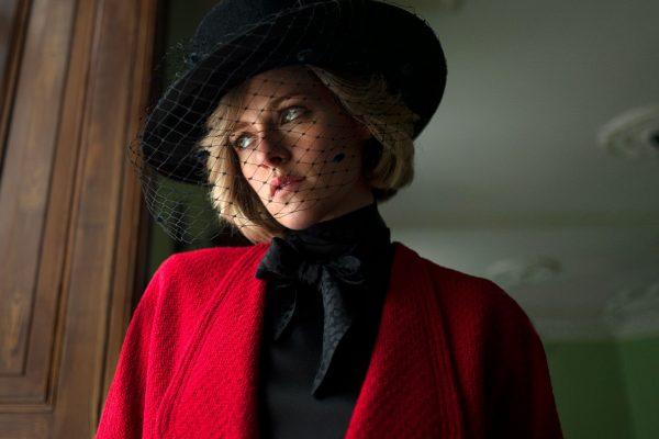 as Princess Diana in film Spencer. Photo: Neon